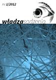 Władza sądzenia nr1/2012